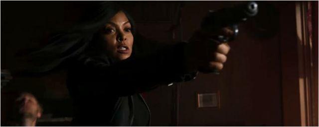 Taraji P. Henson é uma assassina profissional no trailer de Proud Mary