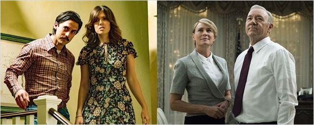 Emmy 2017: This Is Us é desclassificada e House of Cards recebe nova indicação