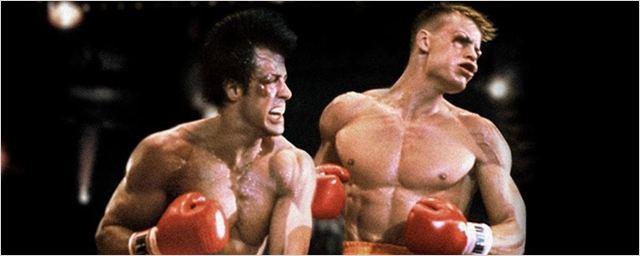 """Creed 2: """"Você sabe que eu terei que bater no Drago uma vez"""", diz Stallone"""