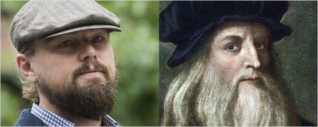 Leonardo DiCaprio será Leonardo da Vinci nos cinemas