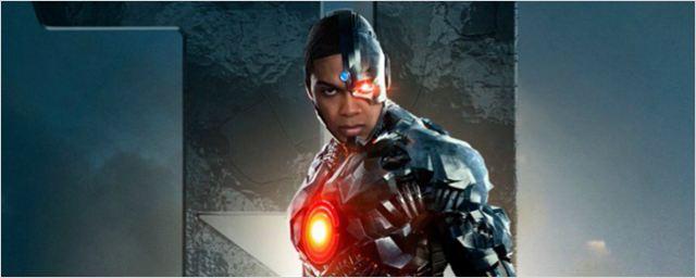 Liga da Justiça: Refilmagens deixaram o Ciborgue 'mais leve'