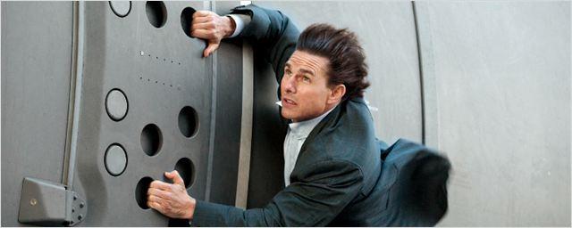 Paramount confirma fratura de Tom Cruise, mas descarta adiamento de Missão Impossível 6