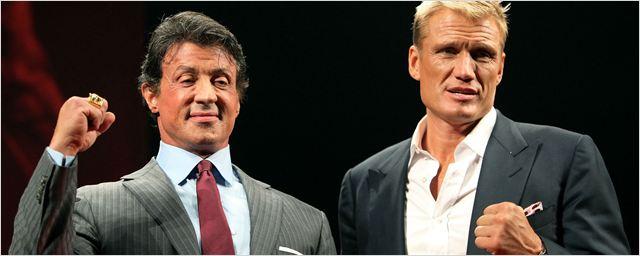 Dolph Lundgren mostra que já começou a treinar para interpretar Ivan Drago em Creed 2