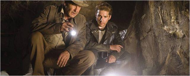 Shia LaBeouf não estará em Indiana Jones 5