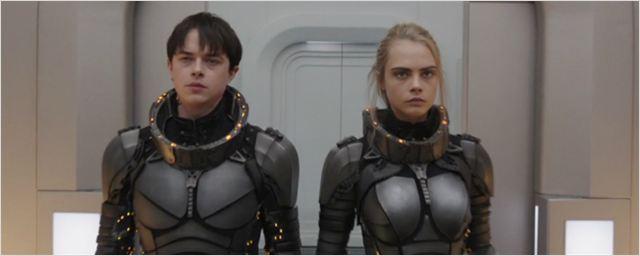 Valerian e a Cidade dos Mil Planetas: Presidente da companhia de Luc Besson é demitido após fracasso do filme