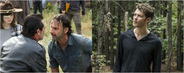 The Walking Dead e The Originals interrompem filmagens por causa de furacão Irma