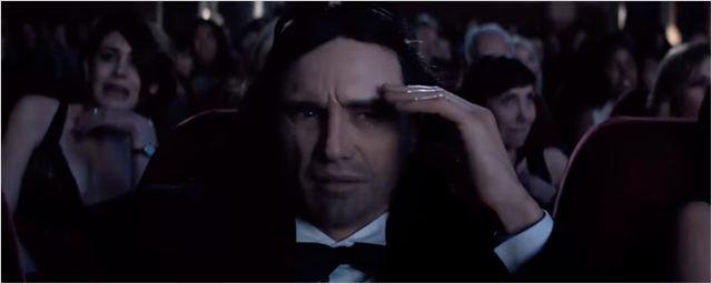 """James Franco é o """"pior diretor de todos os tempos"""" no trailer de The Disaster Artist"""