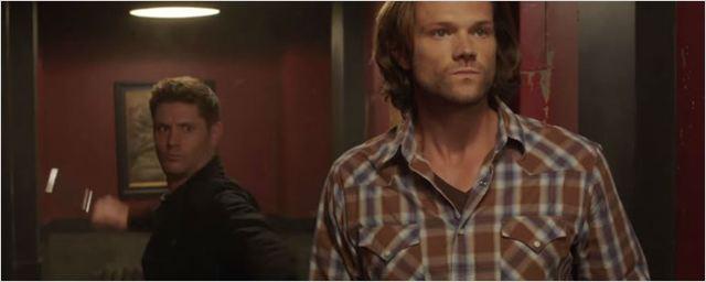Supernatural: Saiu o trailer da 13ª temporada