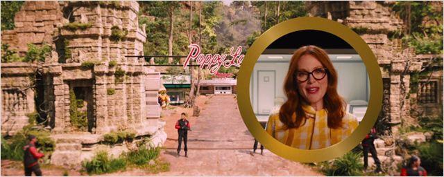 Julianne Moore apresenta organização criminosa em vídeo de Kingsman: O Círculo Dourado