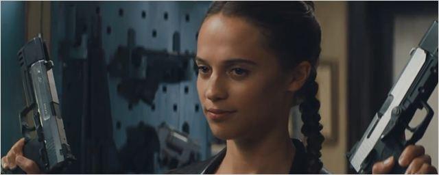Tomb Raider - A Origem: Lara Croft torna-se uma aventureira no primeiro trailer do reboot