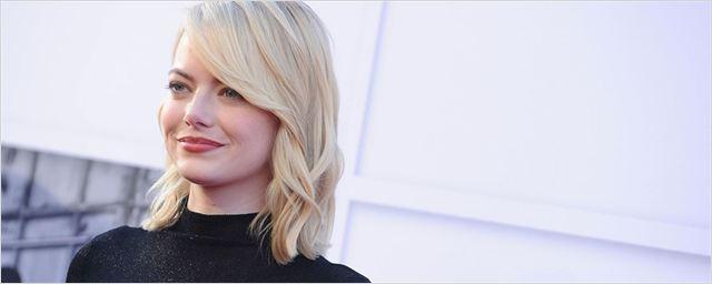 Emma Stone revela como lidou com a ansiedade na infância e o que a ajudou a melhorar