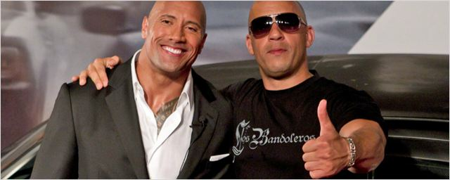 Vin Diesel sai em defesa de Dwayne Johnson após acusações de Tyrese Gibson