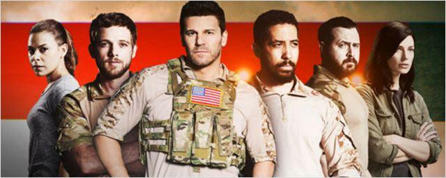 CBS encomenda temporada de SEAL Team