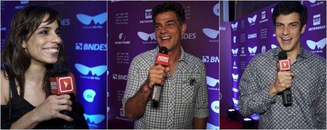 Festival do Rio 2017: Elenco estelar do novo filme de Domingos de Oliveira opina sobre assuntos 'polêmicos' da atualidade