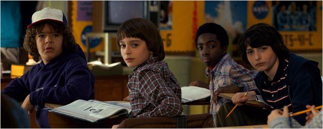 Stranger Things: Crianças pediram à Netflix que as deixasse xingar na segunda temporada