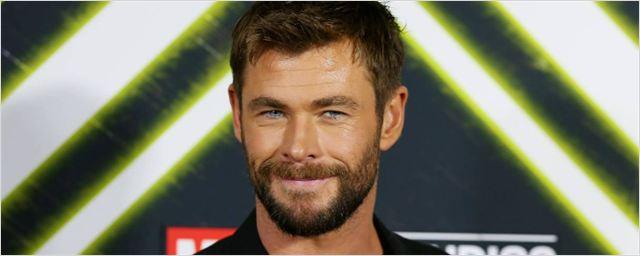 Chris Hemsworth quase recusou convite da Marvel para viver Thor