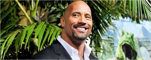 Dwayne Johnson lidera a lista dos atores mais populares nas redes sociais