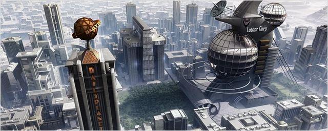 Metropolis: DC encomenda série em live-action sobre a cidade do Superman — mas sem o Superman