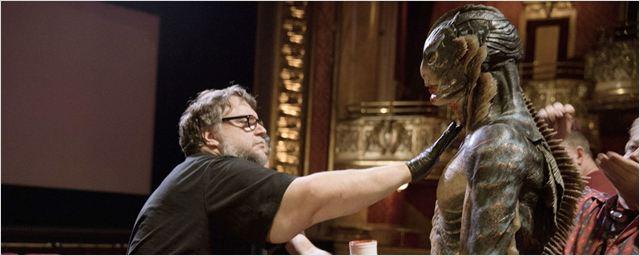 Conheça Doug Jones, o ator por trás dos monstros criados por Guillermo del Toro