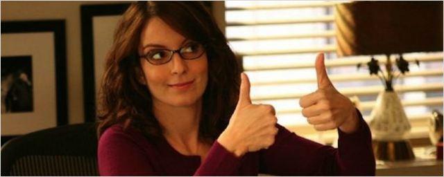 Tina Fey comenta rumores sobre possível retorno de 30 Rock