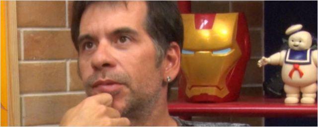 Contra a Parede: Leandro Hassum escolhe entre 'Ingrid Guimarães ou Paulo Gustavo', 'Chaves ou Um Maluco no Pedaço'