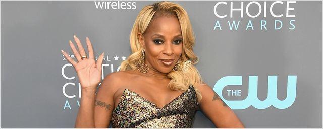 Mary J. Blige vai estrelar o terror Body Cam