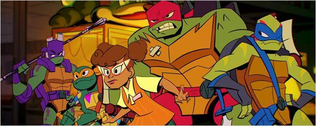 As Tartarugas Ninja: Série animada é renovada para 2ª temporada