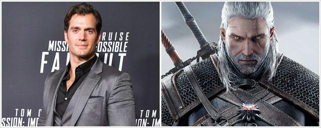 The Witcher: Henry Cavill quer interpretar Geralt na série da Netflix
