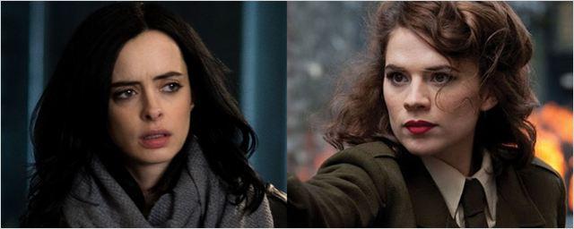 Marvel e ABC estão desenvolvendo série protagonizada por heroínas