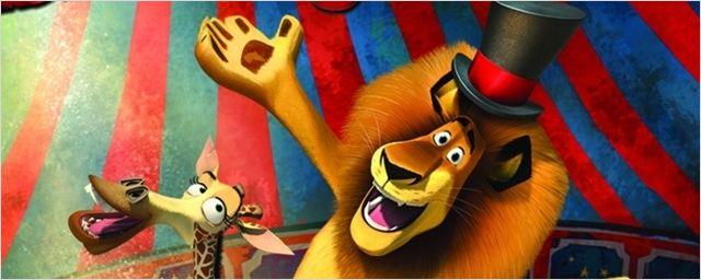 Filmes na TV: Hoje tem Madagascar 3 e Homem de Ferro 2