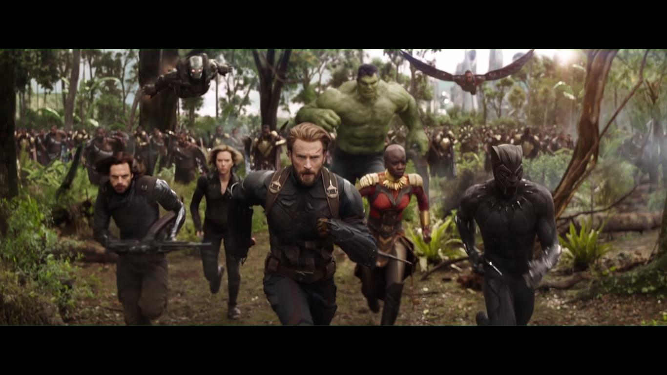 Oscar 2019 Atores Da Marvel Reagem às Indicações De Pantera Negra E