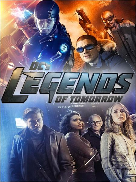 Assistir Série Legends of Tomorrow – (Dublado é Legendado) HD – Online 2016