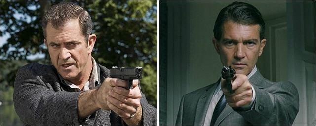 Mel Gibson e Antonio Banderas confirmados em Os Mercenários 3