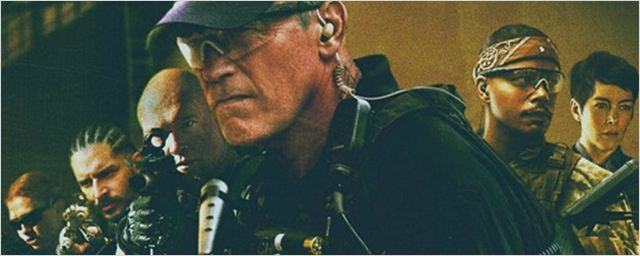 Sabotage, filme de ação e suspense com Arnold Schwarzenegger, ganha cartaz e trailer